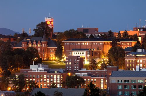 Washington State University online master's in public relations
