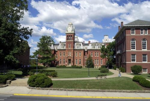 West Virginia University bachelor of mining engineering