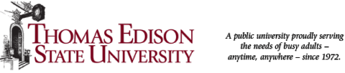 Thomas Edison State University homeland security online degree