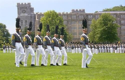 West Point Small Colleges Best Professors