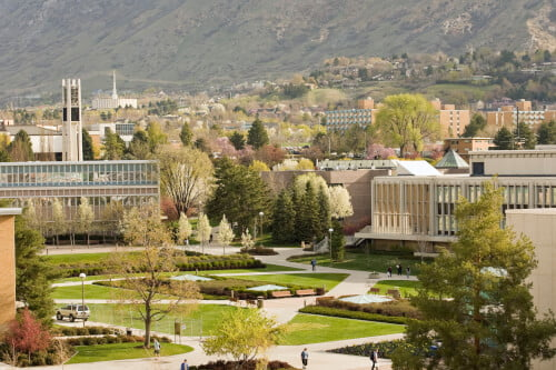 Brigham Young University- Provo bachelor's degree in archaeology
