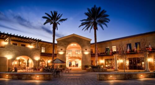 California Baptist University is a Christian university with a 100% Christian staff and classes are taught from a Christian perspective.