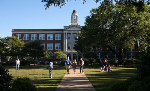 Mississippi College also offers a Master of Science in professional communication in health services administration.