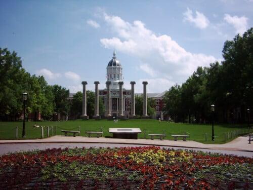 University of Missouri- Columbia bachelor's degree in archaeology