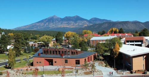Students in the NAU online MA in communication program must maintain a GPA of 3.0 per university requirements.