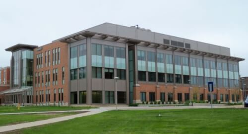 South Dakota State University offers students the chance to study online in a graduate program with an average class size of just 15 students.