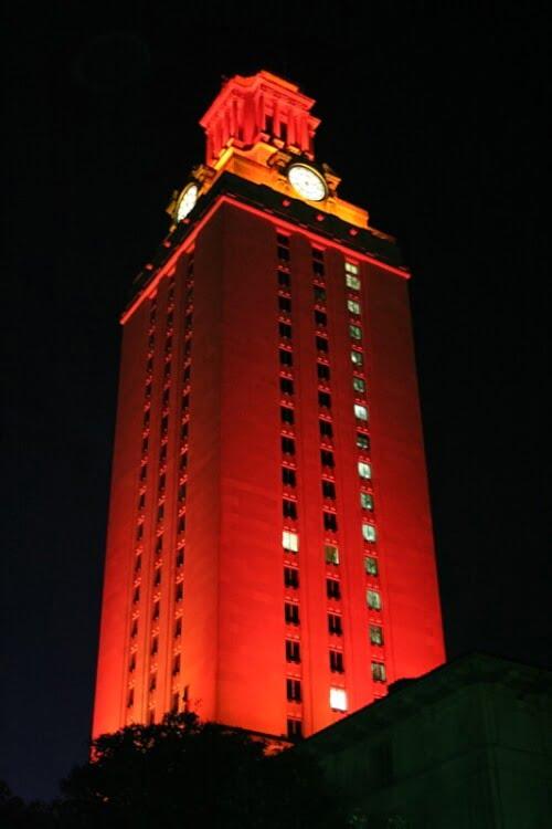 University of Texas at Austin archaeology degree