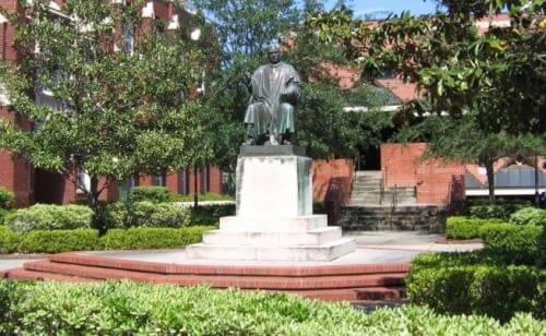 The University of Florida is ranked #50 among national universities by U.S. News and World Report.