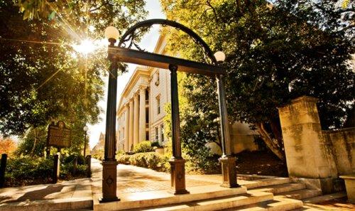 University of Georgia bachelor's in film studies