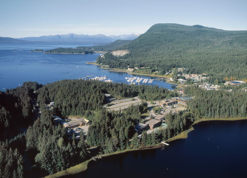 University of Alaska--Southeast marine biology degree