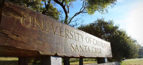 University of California - Santa Cruz archeology degree