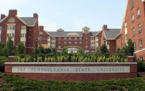 The online master of science in nursing program at Penn State is CCNE-accredited.