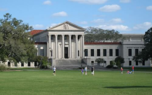 Louisiana State University accelerated online master of social work