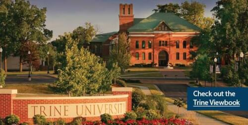 Trine University accelerated online master's in criminal justice