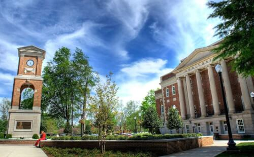University of Alabama accelerated online master of social work