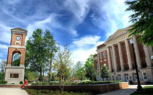 University of Alabama accelerated online master of social work