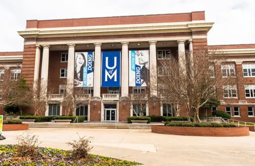 University of Memphis accelerated online master's in criminal justice