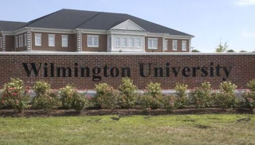 Wilmington University accelerated online master's in criminal justice