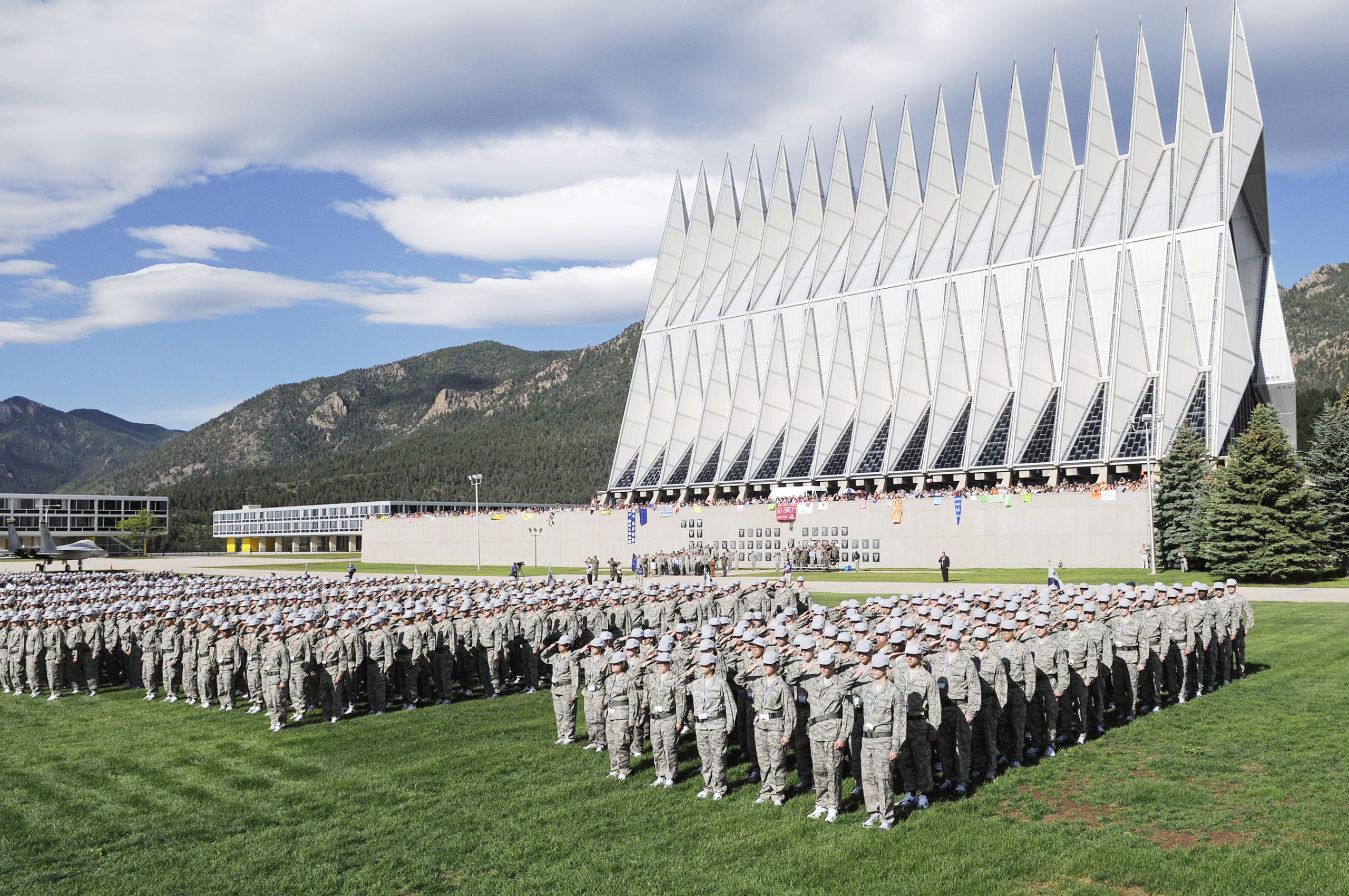 air force academy best professors