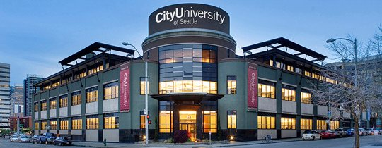 City University Seattle online doctoral programs in education
