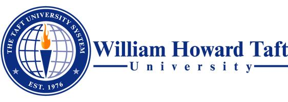 William Howard Taft University online PhD education