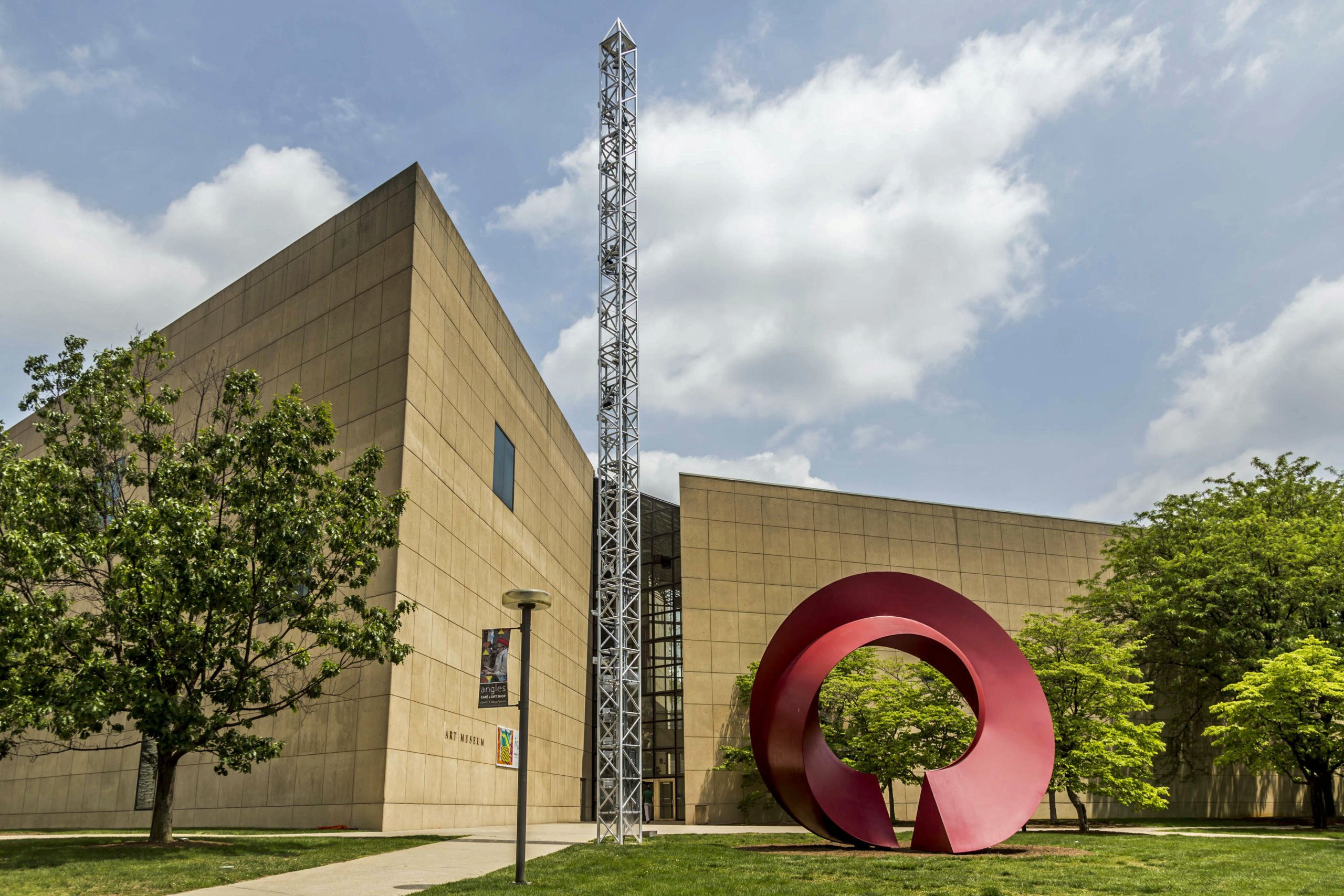 Indiana University college museums