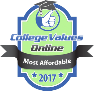 College Values Online - Most Affordable 2017