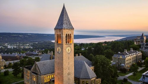 Cornell University, 15 Best Value College Summer Programs for High School Students