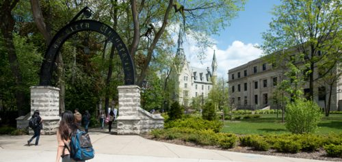 Northwestern University, 15 Best College Summer Programs for High School Students