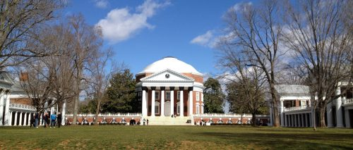 University of Virginia, 15 Best College Summer Programs for High School Students