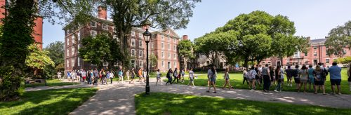 Brown University, 15 Best College Summer Programs for High School Students