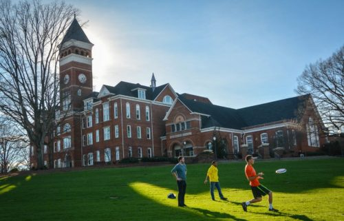 Clemson University-Best Value Conservative Colleges