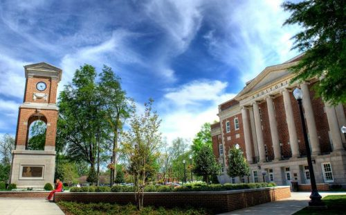 University of Alabama-Best Value Conservative Colleges