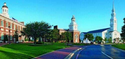 Dallas Baptist University-Best Value Theology Degrees Online