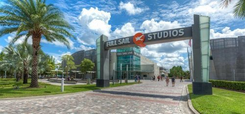 Full Sail University's Online Associate of Science in Graphic Design degree