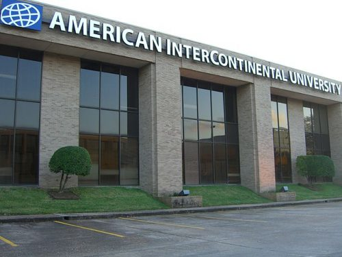 American Intercontinental University Online Business Degree