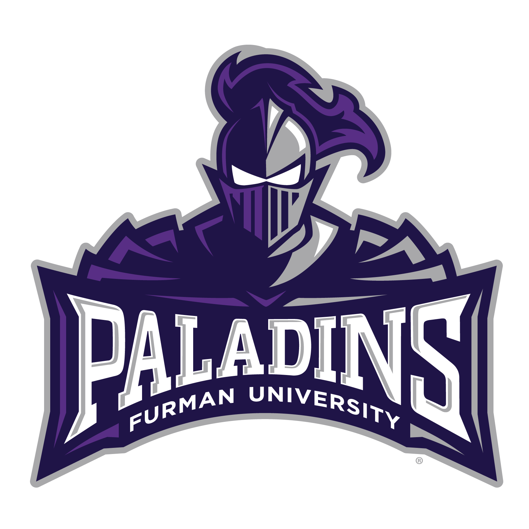 Logo for Furman University one of the best colleges for women's soccer