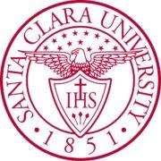 Logo for Santa Clara University a top women's soccer colleges entry