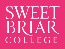 The logo for Sweet Briar College which is one of the best colleges in the mountains