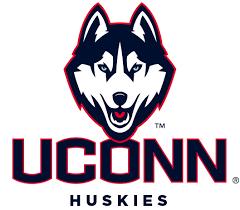 Logo of UCONN Huskies college women soccer rankings entry