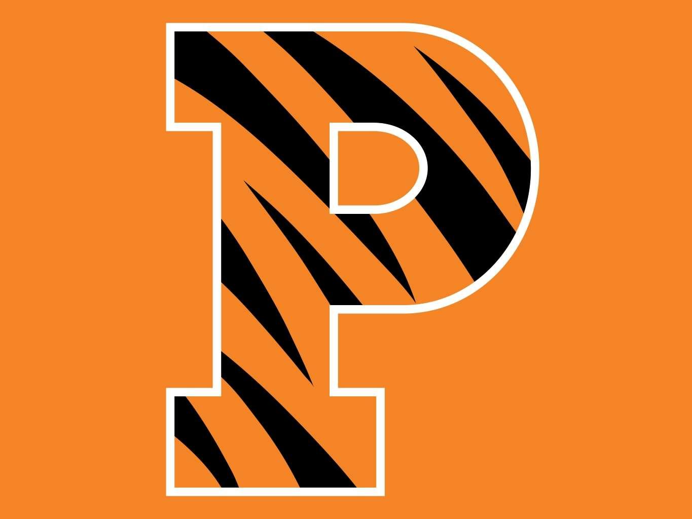 The logo for Princeton University which placed 14th in our ranking for colleges with crew teams