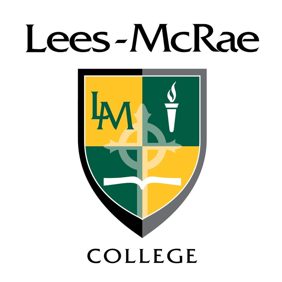 The logo for Lees-McRae CollegeWhich is on our list of most affordable colleges in the south