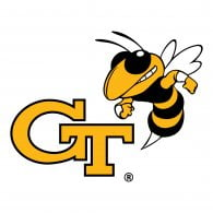The logo for Georgia Institute of Technology Which is one of the top colleges in the appalachian mountains