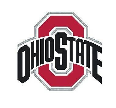 The logo for OSU which placed 16th in our ranking of best school for rowing