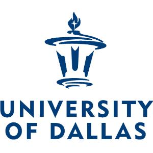 The logo for University of Dallas which placed in our ranking of top colleges fo young republicans