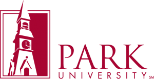 The logo for Park University which offers one of the best online mpa programs