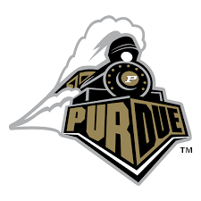 The logo for Purdue University which is one of the top computer science colleges