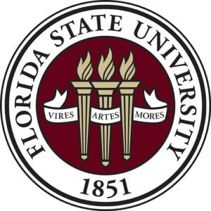 The logo for Florida State University which is a great choice for doctoral programs in educational leadership