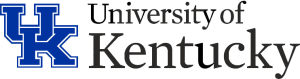 The logo for University of Kentucky which offers a top doctorate in educational leadership online degree.