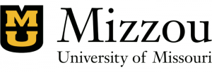 The logo for University of Missouri  which offers accredited doctorate in educational leadership online programs